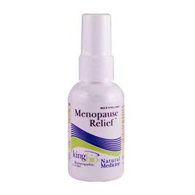 Picture of King Bio Homeopathic Menopause Relief - 2 oz