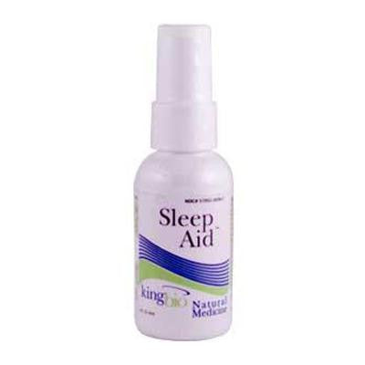 Picture of King Bio Homeopathic Sleep Aid - 2 fl oz