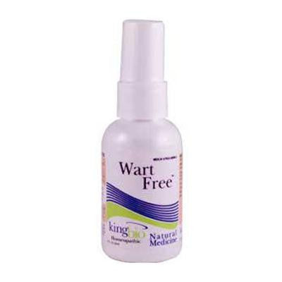 Picture of King Bio Homeopathic Wart Free - 2 fl oz
