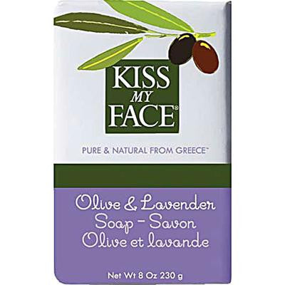 Picture of Kiss My Face Bar Soap Olive and Lavender - 4 oz
