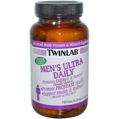 Twinlab Men's Ultra Daily - 120 Capsules