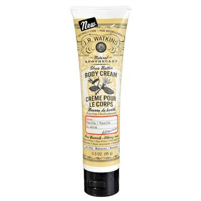 Picture of J.R. Watkins Body Cream Vanilla - 3.3 oz