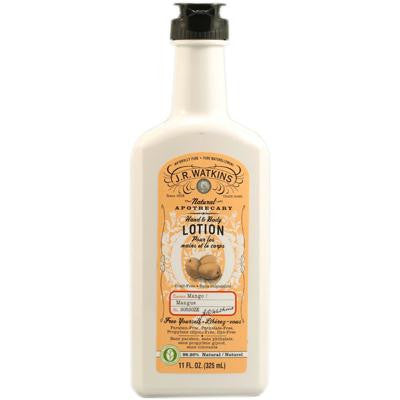 Picture of J.R. Watkins Hand and Body Lotion Mango - 11 fl oz