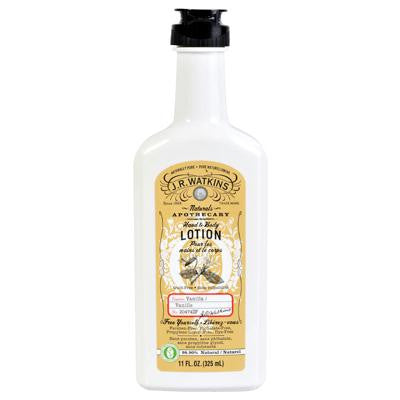 Picture of J.R. Watkins Hand and Body Lotion Vanilla - 11 fl oz