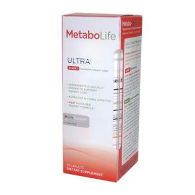 Picture of Metabolife Ultra Stage 1 Ephedra Free Formula - 90 Caplets