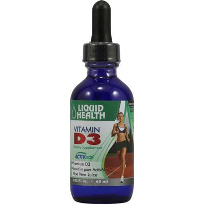 Picture of Liquid Health Vitamin D3 - 2.03 fl oz