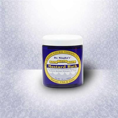 Picture of Dr. Singha's Mustard Bath - 16 oz