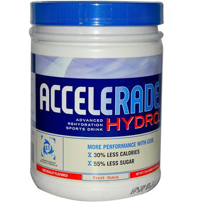 Picture of Endurox Accelerade Hydro Advanced Rehydration Sports Drink Fruit Punch - 50 Servings