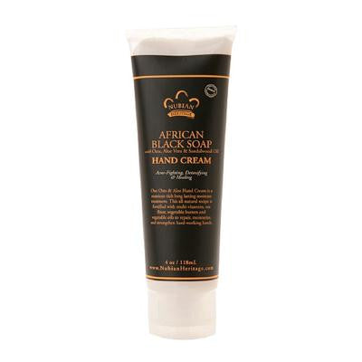 Picture of Nubian Heritage Hand Cream African Black Soap - 4 fl oz