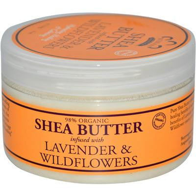 Picture of Nubian Heritage Shea Butter Infused With Lavender And Wildflowers - 4 oz