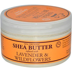 Nubian Heritage Shea Butter Infused With Lavender And Wildflowers - 4 oz