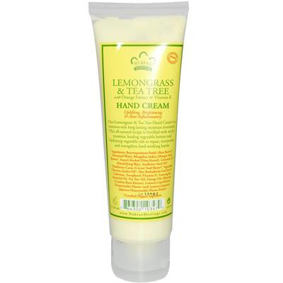 Picture of Nubian Heritage Hand Cream Lemongrass And Tea Tree - 4 oz