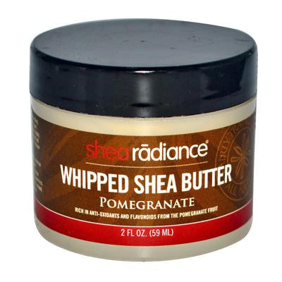 Picture of Shea Radiance Whipped Shea Butter Pomegranate - 2 fl oz