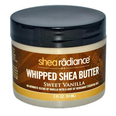Picture of Shea Radiance Whipped Shea Butter Sweet Vanilla - 2 fl oz