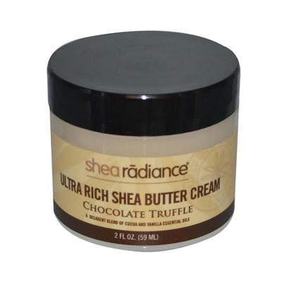 Picture of Shea Radiance Ultra Rich Shea Body Cream Chocolate Truffle - 2 oz