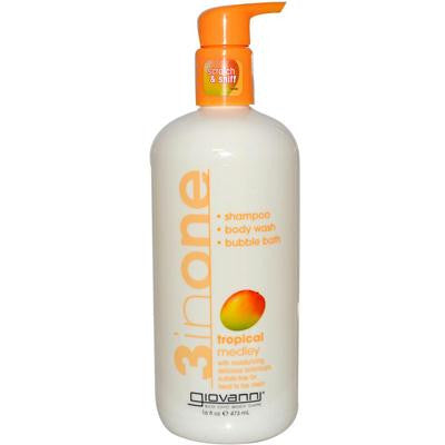 Picture of Giovanni 3-in-One Wash Tropical Medley - 16 fl oz