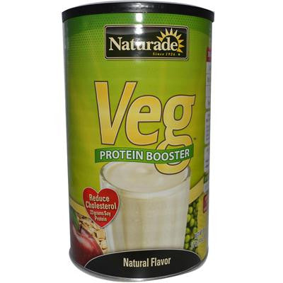 Picture of Naturade Veg Protein Booster Natural - 30 oz