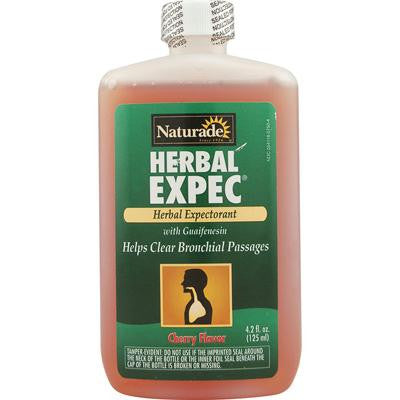 Picture of Naturade Herbal Expec Cherry - 4.2 fl oz