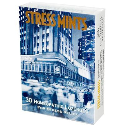 Picture of Historical Remedies Homeopathic Stress Mints - 30 Lozenges - Case of 12