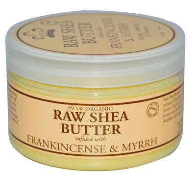 Picture of Nubian Heritage Shea Butter Infused With Frankincense And Myrrh - 4 oz