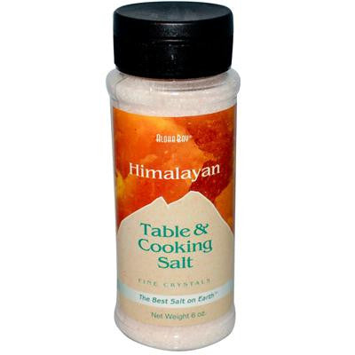 Picture of Himalayan Table And Cooking Salt Fine Crystals - 6 oz