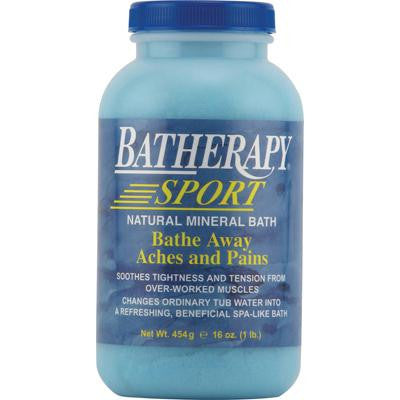 Picture of Queen Helene Batherapy Sport Natural Mineral Bath - 16 oz