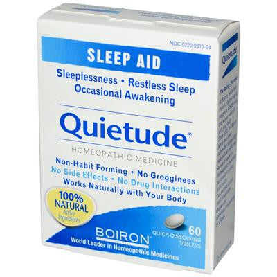 Picture of Boiron Quietude - 60 Quick Disolving Tablets