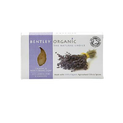 Picture of Bentley Organic Bar Soap - Calm and Moisturizing - 5.3 oz
