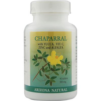 Picture of Arizona Natural Resource Chaparral Complex - 500 mg - 90 Tablets