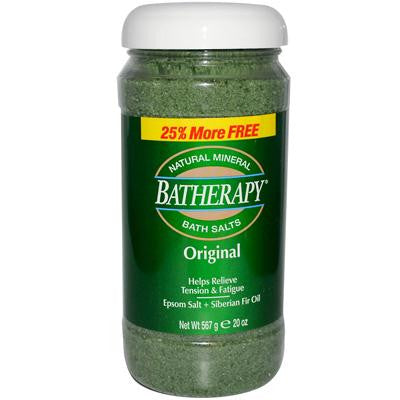Picture of Queen Helene Original Batherapy Mineral Bath Salts - 16 oz