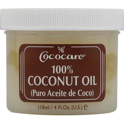 Picture of Cococare Coconut Oil - 4 fl oz