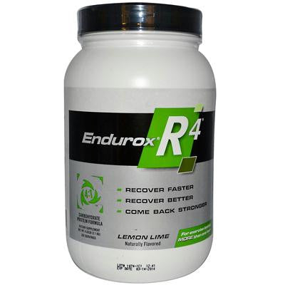 Picture of Endurox R4 Recovery Drink Lemon Lime - 4.63 lbs