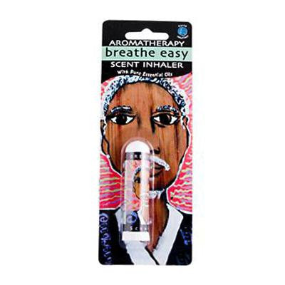 Picture of Earth Solutions Aromatherapy Breathe Easy Scent Inhaler - 1 Piece