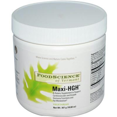 Picture of FoodScience of Vermont Maxi-HGH - 10.83 oz