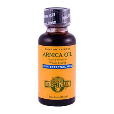 Picture of Herb Pharm Arnica Olive Oil Extract - 1 fl oz