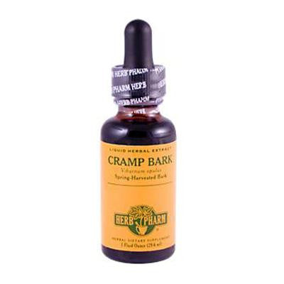 Picture of Herb Pharm Cramp Bark Liquid Herbal Extract - 1 fl oz
