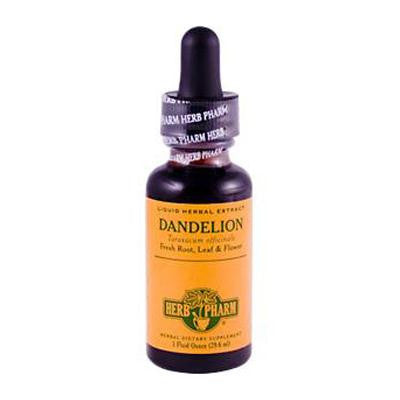 Picture of Herb Pharm Dandelion Liquid Herbal Extract - 1 fl oz