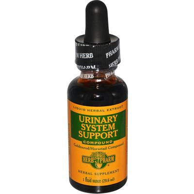 Picture of Herb Pharm Goldenrod Horsetail Compound Liquid Herbal Extract - 1 fl oz