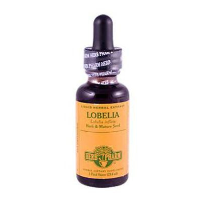 Picture of Herb Pharm Lobelia - 1 oz