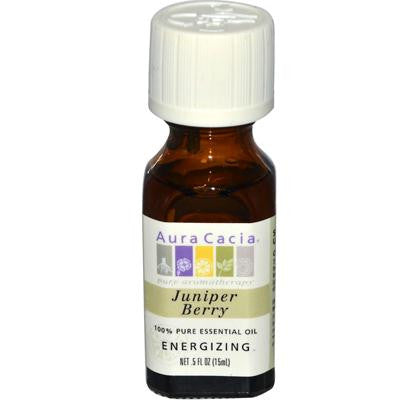 Picture of Aura Cacia Essential Oil Juniper Berry - 0.5 fl oz