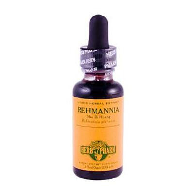 Picture of Herb Pharm Rehmannia Liquid Herbal Extract - 1 fl oz