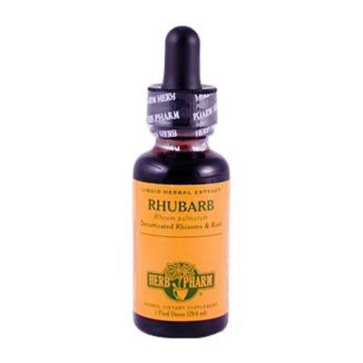Picture of Herb Pharm Rhubarb Liquid Herbal Extract - 1 fl oz