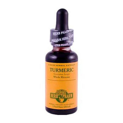 Picture of Herb Pharm Turmeric Liquid Herbal Extract - 1 fl oz