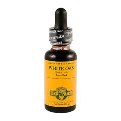 Picture of Herb Pharm White Oak Liquid Herbal Extract - 1 fl oz