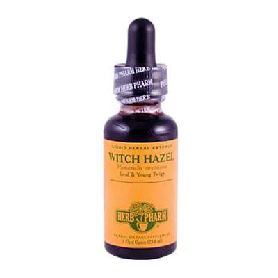 Picture of Herb Pharm Witch Hazel Liquid Herbal Extract Extract - 1 fl oz