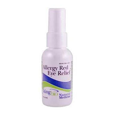 Picture of King Bio Homeopathic Allergy Red Eye Relief - 2 oz