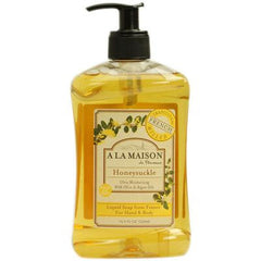 A La Maison French Liquid Soap Honeysuckle - 16.9 fl oz