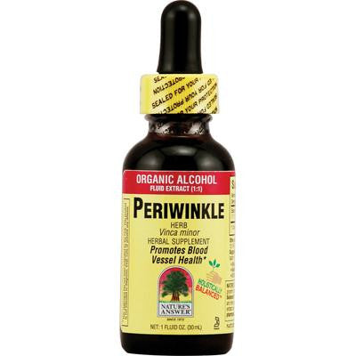 Picture of Nature's Answer Periwinkle Herb - 1 fl oz