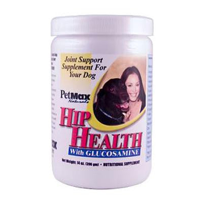 Picture of Pet Max Naturals Hip Health with Glucosamine - 14 oz