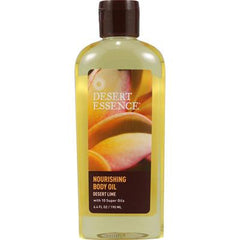 Desert Essence Nourshing Body Oil Desert Lime - 6.4 fl oz